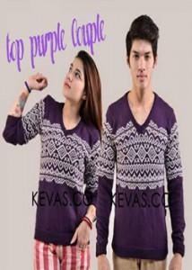 PURPLE COuple Rp 79.000