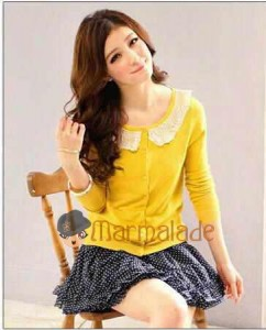 Bella Bahan Rajut. All Size Fit to L @ Rp 40.000
