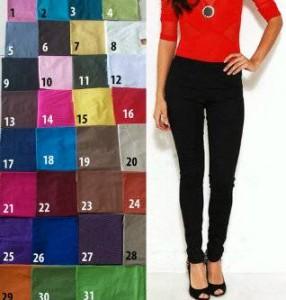 celana-legging Bahan Denim Rp 45.000