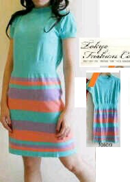 Farla Bahan Rajut. All Size Fit to L @ Rp 40.000