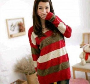 Kimy Bahan Rajut. All Size Fit to L @ Rp 40.000