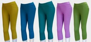 Legging 7/8 Bahan Spandex denim All Size Rp 35.000