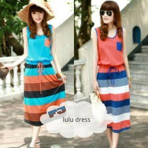 lulu dress Rp 38.000