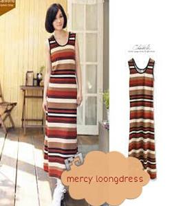 mercy longdress Rp 40.000