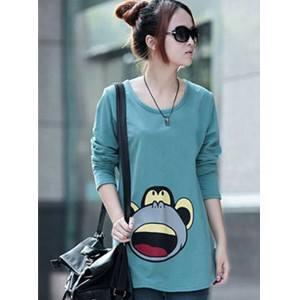 Monkey Bahan Rajut. All Size Fit to L @ Rp 45.000