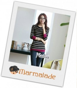 Natsu Bahan Rajut. All Size Fit to L @ Rp 45.000