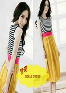 nelly dress  Rp 39.000
