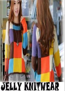 new jelly knitwear Rp 42.000