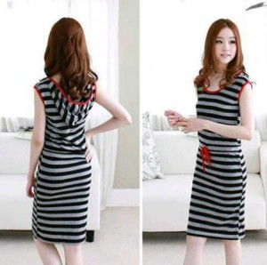 Reina Bahan Rajut. All Size Fit to L @ Rp 40.000