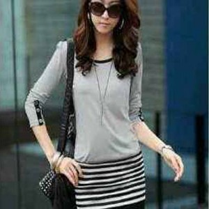 Ria Bahan Rajut. All Size Fit to L @ Rp 40.000