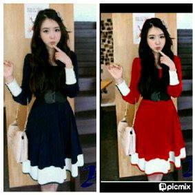 Rossa Bahan Rajut. All Size Fit to L @ Rp 40.000