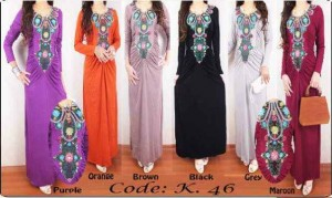 K.46 All Size fit L Mat. Spandex Rayon Rp 115.000