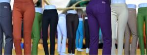 Celana Legging model Standar All Size Bahan Denim Rp 55.000